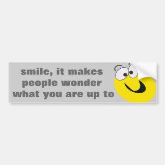 Wonder Bumper Sticker