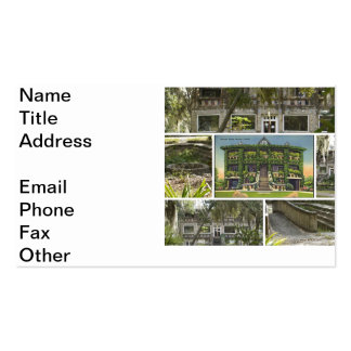 Wonder House Double-Sided Standard Business Cards (Pack Of 100)