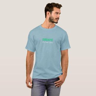 Wonder: it's how I play T-Shirt