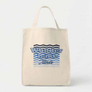 Wonder Lake Grocery Tote