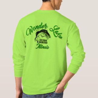 Wonder Lake Guide Men's Basic Long Sleeve T-Shirt