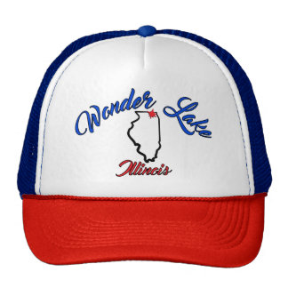 Wonder Lake State Trucker Hat