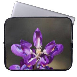 Wonder Lupine Laptop Computer Sleeve