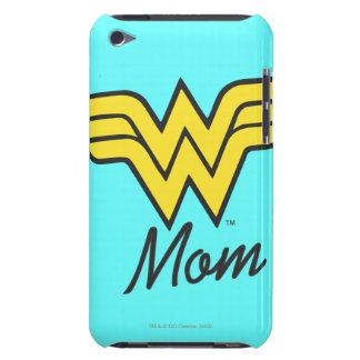 Wonder Mom Classic Barely There iPod Cover