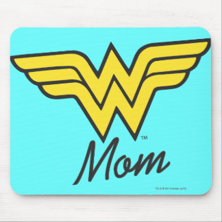 Wonder Mom Classic Mouse Pad