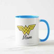wonder woman, wonderwoman, hero, heroes, heroines, super hero, super heroine, dc comics, dc comic, comic hero, comic heroes, comic book heroes, dc comic book, dc comic book heroes, dc comic book hero, logo, wonder woman comic, Mug with custom graphic design