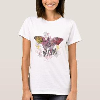 Wonder Mom Mixed Media T-Shirt