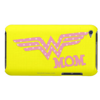 Wonder Mom Pink iPod Touch Case-Mate Case