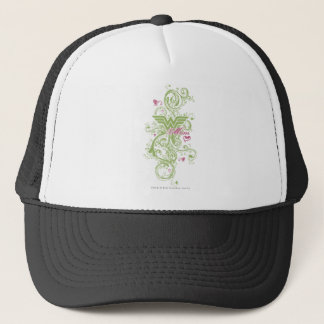 Wonder Mom Swirls Trucker Hat