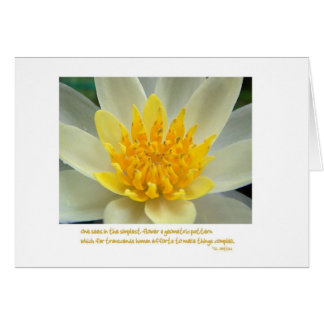Wonder of Nature Card