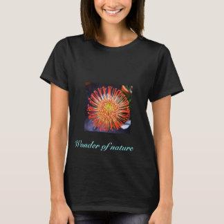 Wonder of nature - Red Leucospermum flower T-Shirt