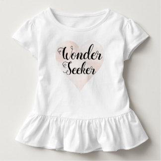 """""""Wonder Seeker"""" Ruffled Top"""