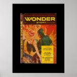 Wonder Story Annual v01 n02 (1951.Best Books)_Pulp Poster