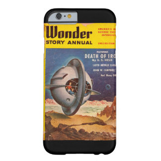 Wonder Story Annual v01 n03 (1952.Best Books)_Pulp Barely There iPhone 6 Case