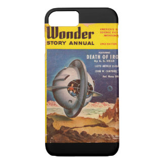 Wonder Story Annual v01 n03 (1952.Best Books)_Pulp iPhone 8/7 Case
