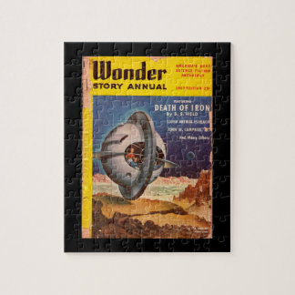 Wonder Story Annual v01 n03 (1952.Best Books)_Pulp Jigsaw Puzzle
