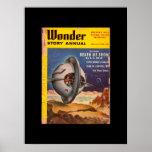 Wonder Story Annual v01 n03 (1952.Best Books)_Pulp Poster