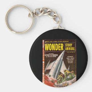 Wonder Story Annual v02 n01 (1953.Better)_Pulp Art Keychain