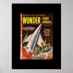 Wonder Story Annual v02 n01 (1953.Better)_Pulp Art Poster