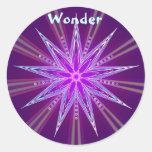 Wonder (Virtue sticker)