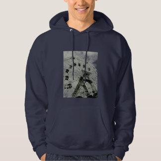 Wonder Wheel Adult  Hoodie Sweatshirt