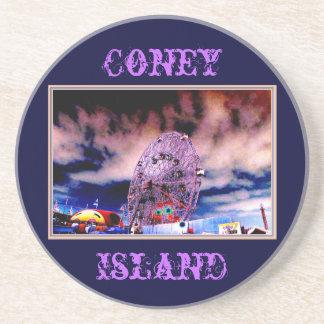 'Wonder Wheel & Sky' Coaster