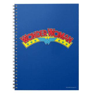 Wonder Woman 1987 Comic Book Logo