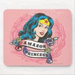 Wonder Woman Amazon Princess Mouse Pad