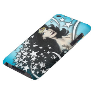 Wonder Woman and Stars Barely There iPod Cover