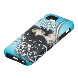 Wonder Woman and Stars iPhone 5 Cases