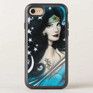 Wonder Woman and Stars OtterBox Symmetry iPhone 8/7 Case