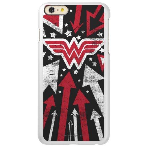Wonder Woman Arrows Incipio Feather Shine iPhone 6 Plus Case