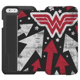 Wonder Woman Arrows iPhone 6/6s Wallet Case