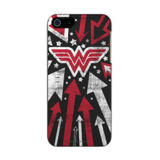 Wonder Woman Arrows Incipio Feather® Shine iPhone 5 Case