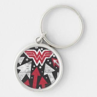Wonder Woman Arrows Keychain