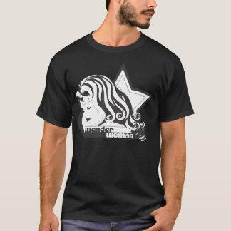 Wonder Woman B&W Star T-Shirt