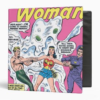 Wonder Woman Battle Prize Binder