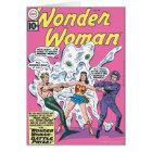 Wonder Woman Battle Prize Card