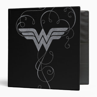 Wonder Woman - Beauty Bliss Vinyl Binder