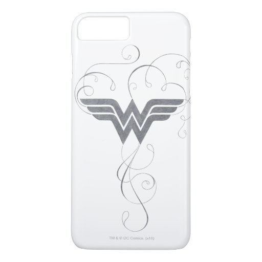 Wonder Woman | Beauty Bliss Logo iPhone 8 Plus/7 Plus Case