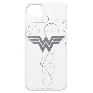 Wonder Woman | Beauty Bliss Logo iPhone SE/5/5s Case