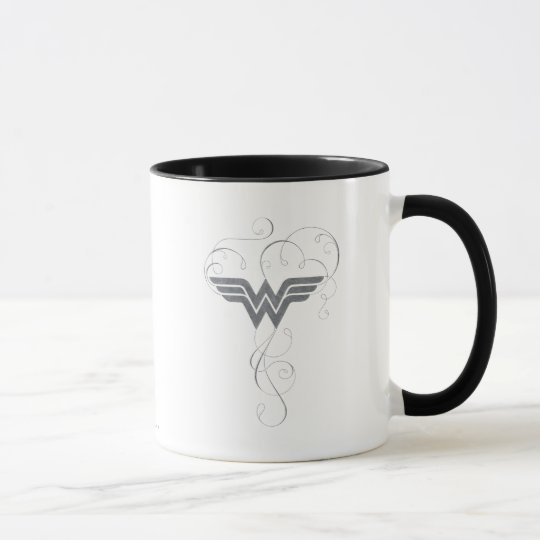 Wonder Woman | Beauty Bliss Logo Mug