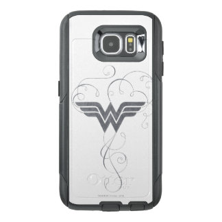 Wonder Woman | Beauty Bliss Logo OtterBox Samsung Galaxy S6 Case