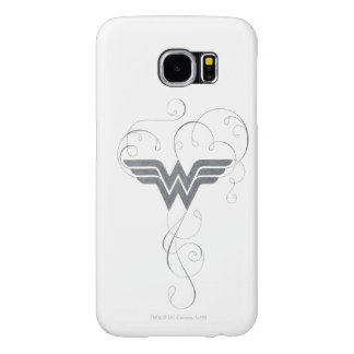 Wonder Woman | Beauty Bliss Logo Samsung Galaxy S6 Case