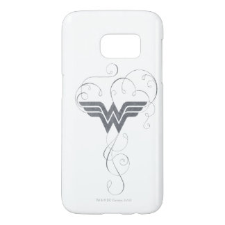 Wonder Woman | Beauty Bliss Logo Samsung Galaxy S7 Case