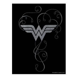 Wonder Woman - Beauty Bliss Postcard