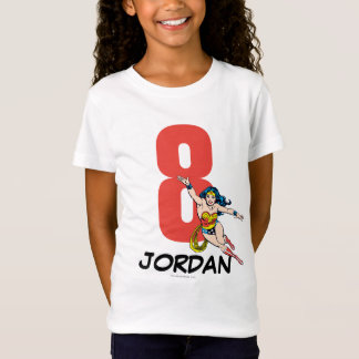 Wonder Woman Birthday T-Shirt