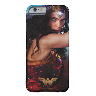 Wonder Woman Blocking With Sword Barely There iPhone 6 Case