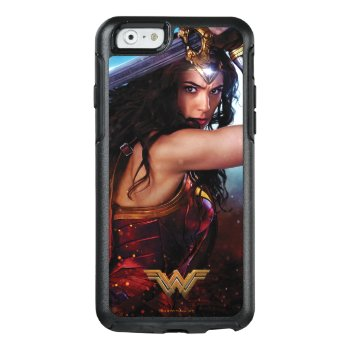 Wonder Woman Blocking With Sword Otterbox Iphone 6/6s Case by wonderwoman at Zazzle