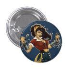 Wonder Woman Bombshell 1 Inch Round Button